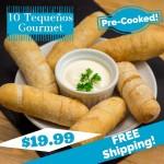 10 Tequeños Gourmet
