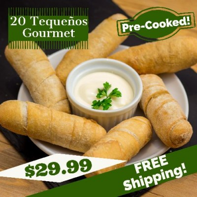 20 Tequeños Gourmet