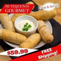 50 Tequeños Gourmet