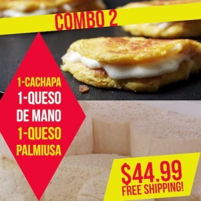COMBO #2 (The Bonus)