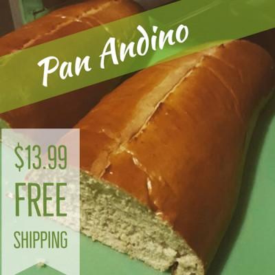 Pan Andino (Free Shipping)