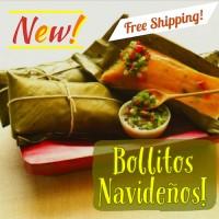 Bollitos Navideños (Free Shipping)