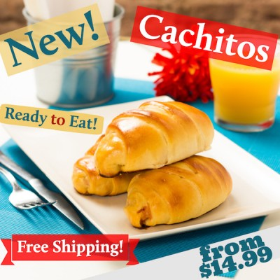 Cachitos (Free Shipping)