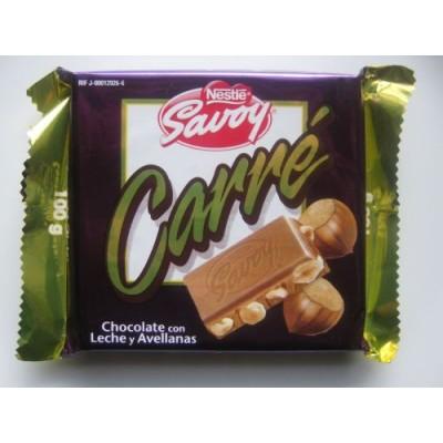 Carre Hazelnuts