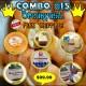 COMBO #15 (Breakfast)