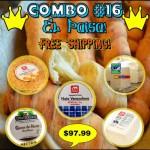 COMBO #16 (El Paisa)