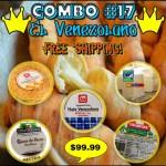 COMBO #17 (El Venezolano)
