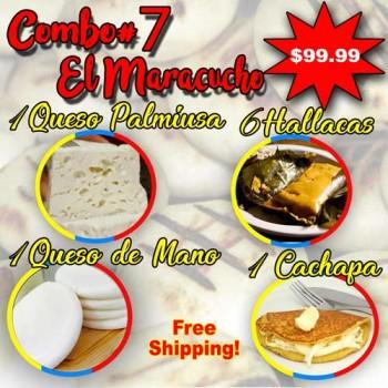 COMBO #7 (El Maracucho)