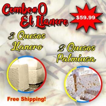 COMBO #0 (El Llanero)