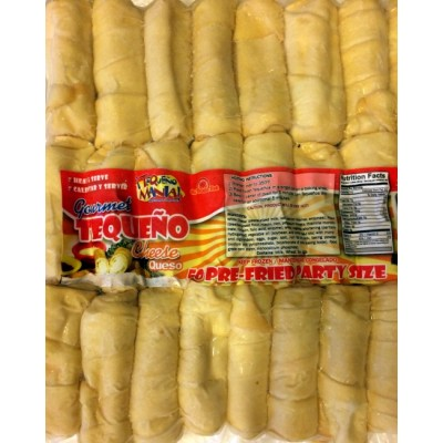 50 Tequeños Party Size Pre-Cooked