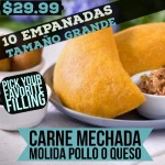 10 Empanadas Grande