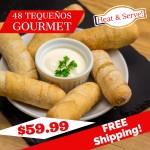 48 Tequeños Gourmet
