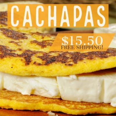 Cachapas (Free Shipping)