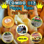 COMBO #12 (Happy Meal!)