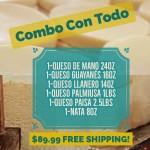 COMBO CON TODO