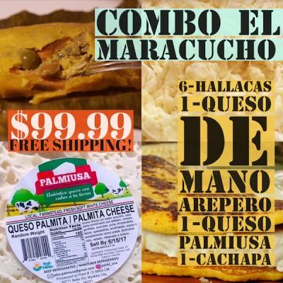 COMBO EL MARACUCHO