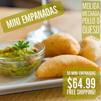 Mini Empanadas (Free Shipping)