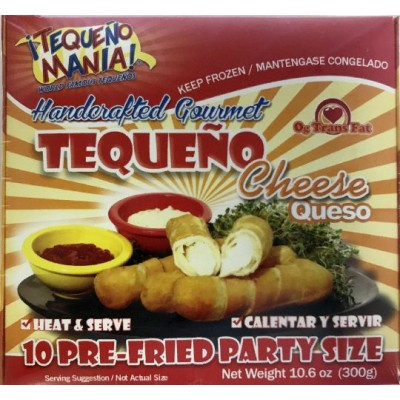 10 Tequeños Party Size Pre-Cooked