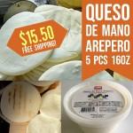 Queso de Mano Arepero (Free Shipping)