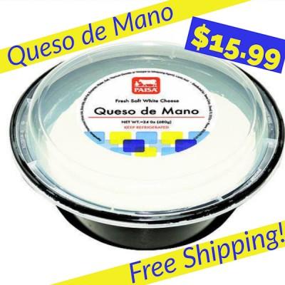Queso de Mano (Free Shipping)