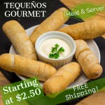 Tequeños Gourmet (Free Shipping)