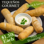 Tequeños Gourmet (Free Shipping)