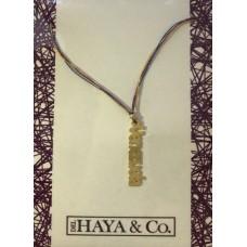 Necklace Venezuela-Pendant (Free Shipping)