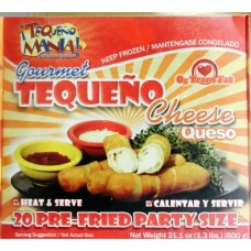 Tequeños 20 Pre Fried (Free Shipping)